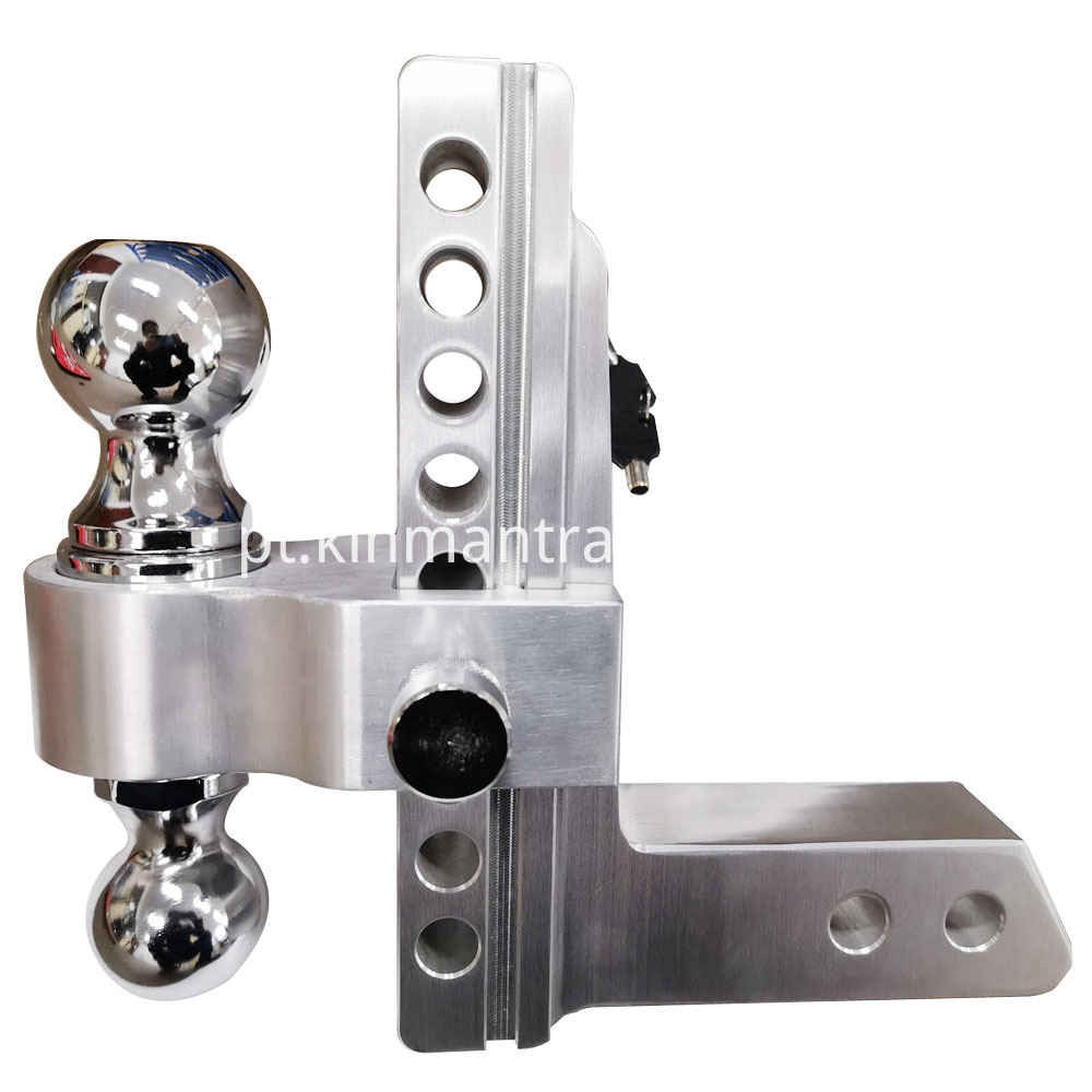Towing Ball Mount Kit