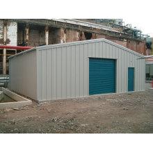 Стальной склад стальной рамы с изолированной дверью (CH-12)