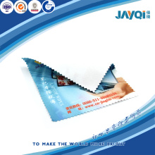 Logo Microfiber Cloth for Lens Cleaning