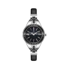 Black square stone watches for women