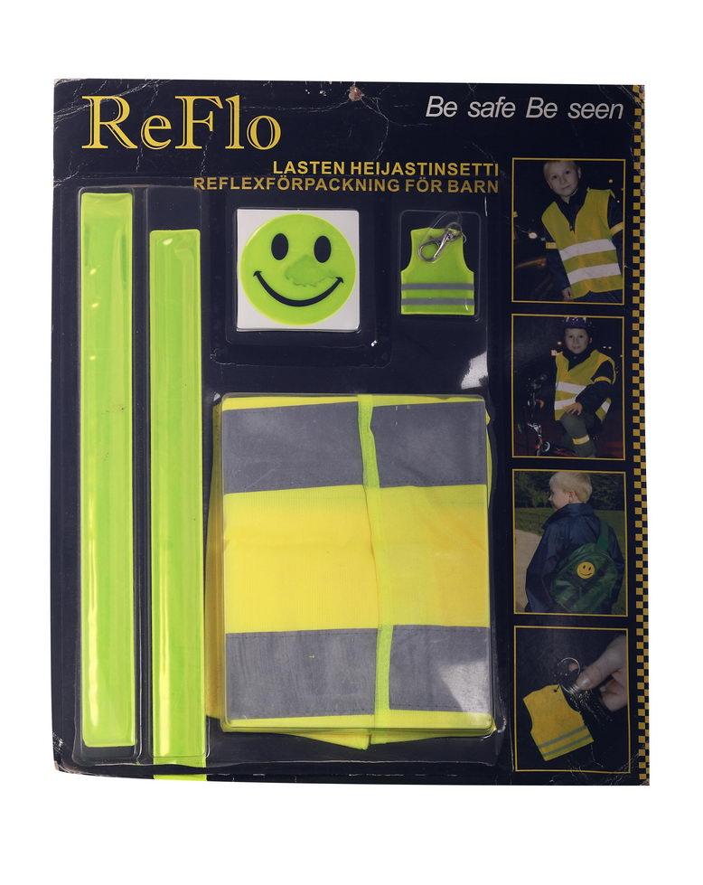 refelctive safety vest