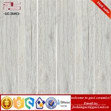 новые кухни, OEM 150X900 серый деревенский фарфора деревянного взгляда плитка в кофр магазин