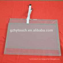 Para cajero automático Interfaz USB Panel táctil de 5 alambres