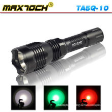 Maxtoch TA5Q-10 многофункциональный полиции фонарик привело