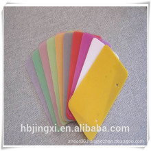 Supply custom transparent heat resistance silicone / silicon rubber sheet