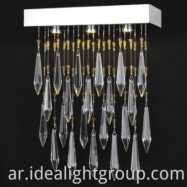 glass lighting chandelier