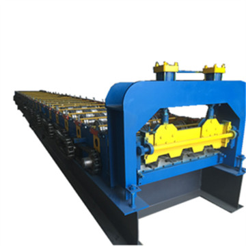 DX Floor deck roll rolling machine