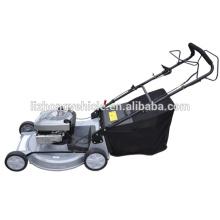 2015 best seller B&S 22inch Aluminum Deck Self propelled 2 in 1 Lawn mower,robot lawn mower,electric lawn mower