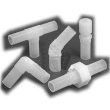 União de junta de conector de cotovelo de encaixe anticorrosivo Pfa