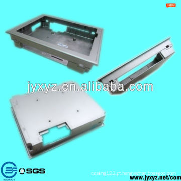 OEM alumínio die-casting caixa de exibição de jóias de cigarro eletrônico