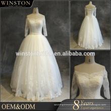 Alibaba Wholesale High quality cheap off shoulder pakistani bridal dresses
