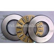 Conjunto axial de rolos cilíndricos e gaiolas de dois eixos simples direcção para combinação com anilha de apoio axial 89318M