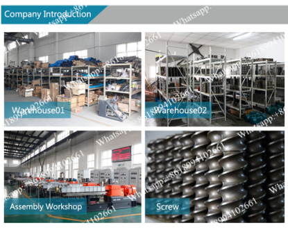 Plastic Extrusion Pelletizing Line