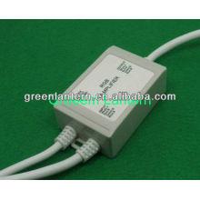Amplificador impermeável do sinal de 12V 6A RGB para a tira do diodo emissor de luz de 5050 RGB SMD
