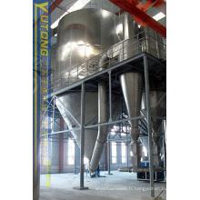 Équipement de séchage par pulvérisation pour l'extrait de feuille