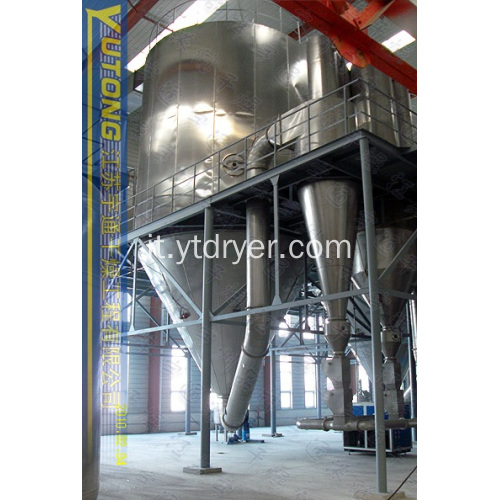 Serie GPL Spray dryer di avena