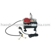 Compressor de ar inflável