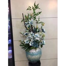 European design home office decoration artificial flower