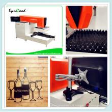 Desktop Syngood SG0505(0.5*0.5m ) Stable Yag sheet metal laser cutting parts