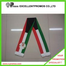 Bufanda vendedora caliente del ventilador del fútbol de la mejor calidad (EP-W9067)