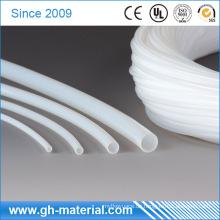 Verdrängungs-weißer flexibler Teflon-PTFE-Schlauch Plastikschlauch für Isolieren