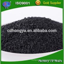Carbón activado a base de madera para aceite de cocina grande