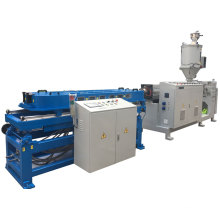 PP corrugated pipe extruder