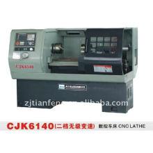 ZHAOSHAN CJK6140 torno máquina CNC torneira máquina preço baixo