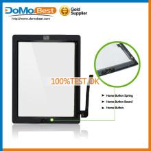 DoMo mejor Primavera Festival promoción precio de fábrica para sustitución táctil iPad 3 blanco y negro