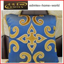 Bordados decorativos almofada de veludo de moda travesseiro (edm0337)