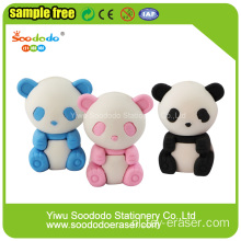 China Lovely Panda Eraser