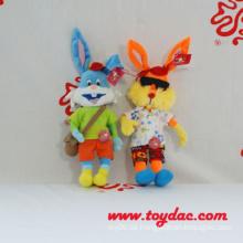 Plüsch Film Kleid Spielzeug Kaninchen