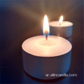 8 ساعات بيضاء رخيصة paraffin tealight