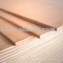 Harwood okoume plywood