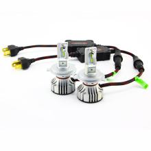 9007 6000lm 6500k branco Hi / Lo feixe F2 levou as peças de automóvel de luz principal com kits de conversão CR CSP com CE ROHS