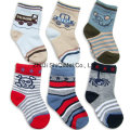 Enfants/enfants de haute qualité en coton Happy Socks fantaisies