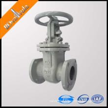 Flange gate valve GOST stainless steel gate valve