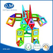 Ce genehmigte DIY pädagogisches magnetisches Spielzeug für Kinder