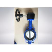 Pn10/16/150lb/JIS10k/16k Absperrklappe mit elastischem Sitz