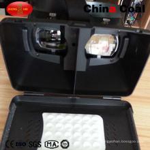 Черный/белый 3.5-6.0 дюймов Телефон 3D очки VR