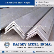 Heat/ Temperature/ Wear/ Tear Resistance Galvanized Steel Angle