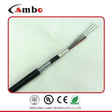 6 core fiber optic cable