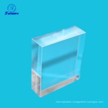 Magnesium Fluoride Optical Square Prism