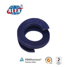 High Quality Carbon Steel Double Coil Spring Washer