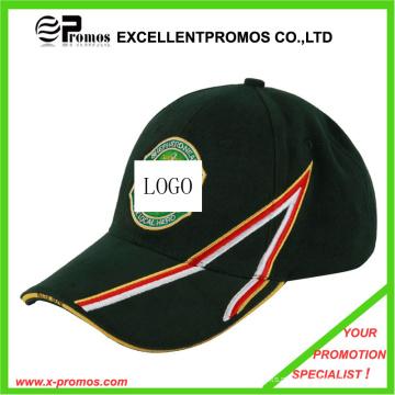 Moda sarja de algodão 6 painéis boné de beisebol (EP-S3018)