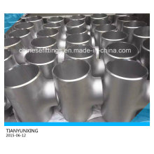 Ss316 Seamless Stainless Steel Pipe Fittings Tee