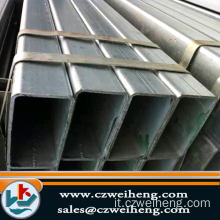 Approvvigionamento dalla Cina Square Steel Pipe (Tube)
