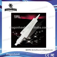 Профессиональные иглы для макияжа Хирургические иглы для стерилизации 316 Иглы для татуировки 5RL