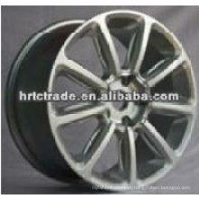 18 polegadas prata bela ace / ré replica ace rodas para Das auto