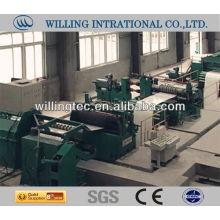 steel-willed Slitting line system